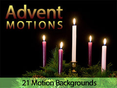 Advent Motion Backgrounds