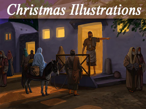 Christmas Illustration Backgrounds