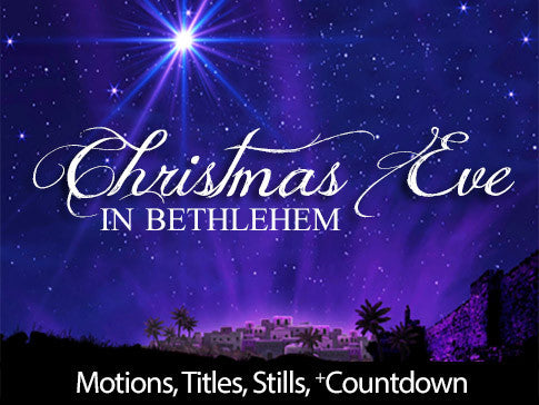 Christmas Eve in Bethlehem