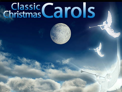 Classic Christmas Carols Backgrounds Collection