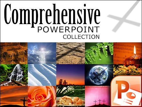 comprehensive christian PowerPoint backgrounds collection