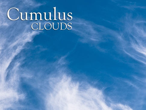 cumulus clouds backgrounds collection