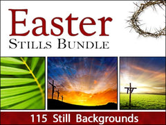 Easter Backgrounds Bundle and Images