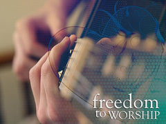 freedom to worship backgrounds collection