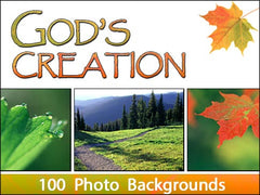 God's Creation Backgrounds Bundle