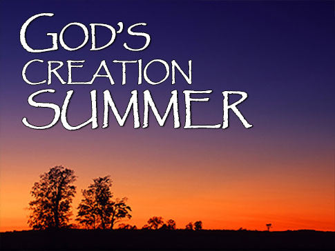God S Creation Summer Backgrounds Imagevine