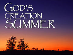 God's Creation Summer Backgrounds