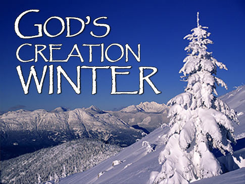 God's Creation Winter Backgrounds