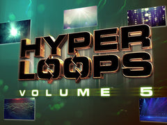 Hyper Loops Vol 5 Motion Backgrounds