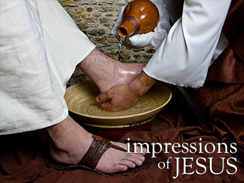 impressions of Jesus background collection