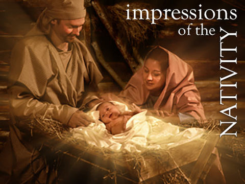 impressions of the nativity backgrounds collection