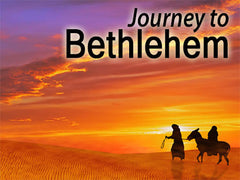 Journey to Bethlehem Backgrounds Collection