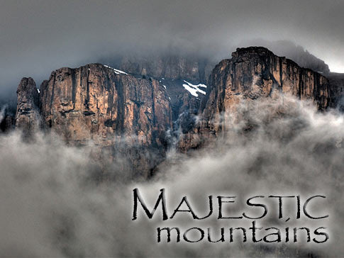 majestic mountain backgrounds collection