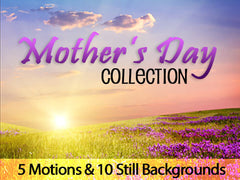 Mother's Day Motion Backgrounds