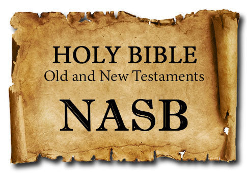 New American Standard Bible is for EasyWorship