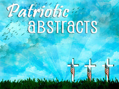 patriotic abstract background collection