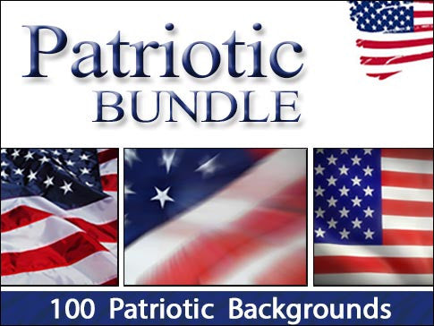 patriotic background collection