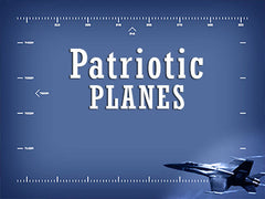 patriotic planes background collection