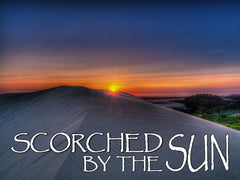 Scorched by the Sun Backgrounds Collection
