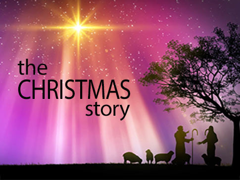 The Christmas Story Backgrounds Collection
