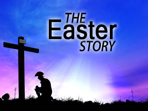the easter story backgrounds collection