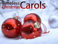 Timeless Christmas Carol Backgrounds Collection