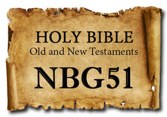 NBG51 Vertaling 1951 Bible Version for EasyWorship