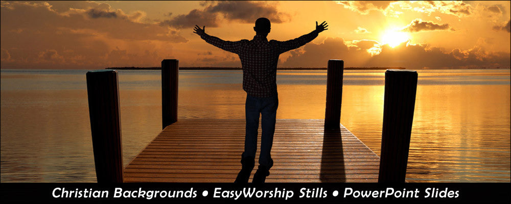Christian Backgrounds, EasyWorship Backgrounds, PowerPoint Backgrounds