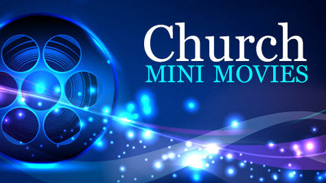 christian, mini movies, church videos