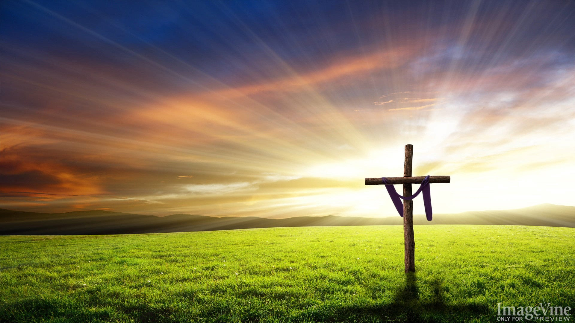 Palm Sunday Easter Backgrounds