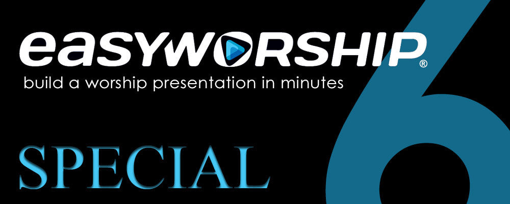 EasyWorship 6, church Worship, Presentation Software