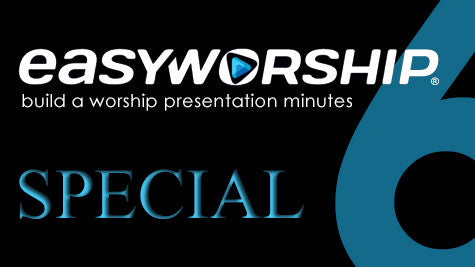 easyworship, easyworship 6, church presentation software, church software