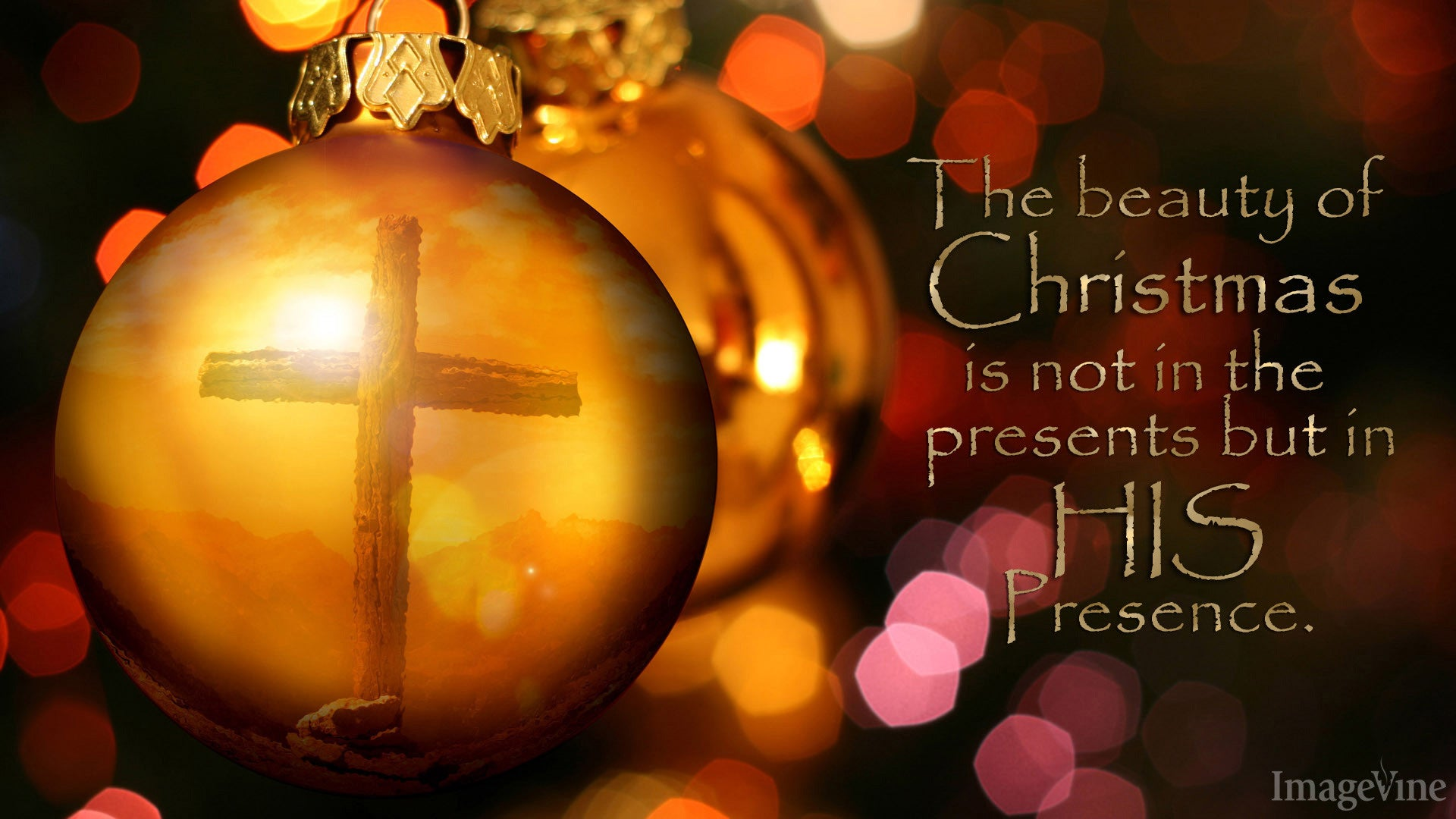 free christmas eve media,  christmas quote, presents, background,