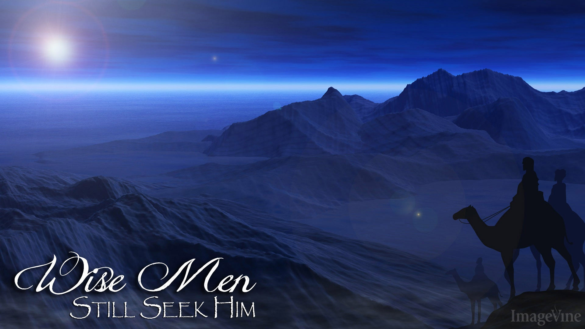 free christmas backgrounds, quotes, wise men, still seek him, desert