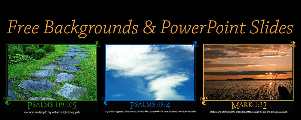 ImageVine Christian Backgrounds, Motion Backgrounds & Church Media