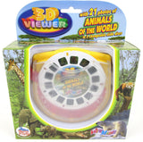 3D Viewer Box Set~ANIMALS of the World