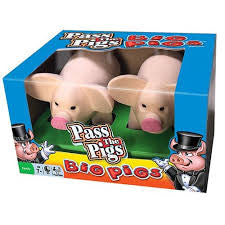 Pass the Pig Big Pigs Yard and Floor Game