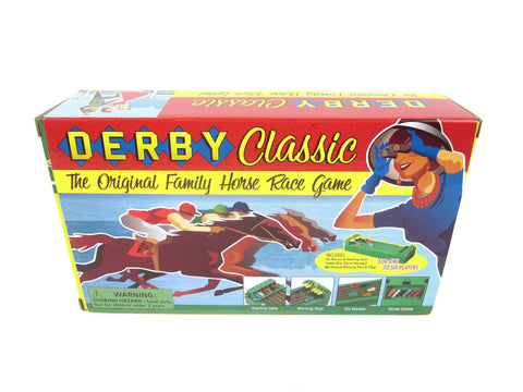 DERBY CLASSIC Desktop Racing Game