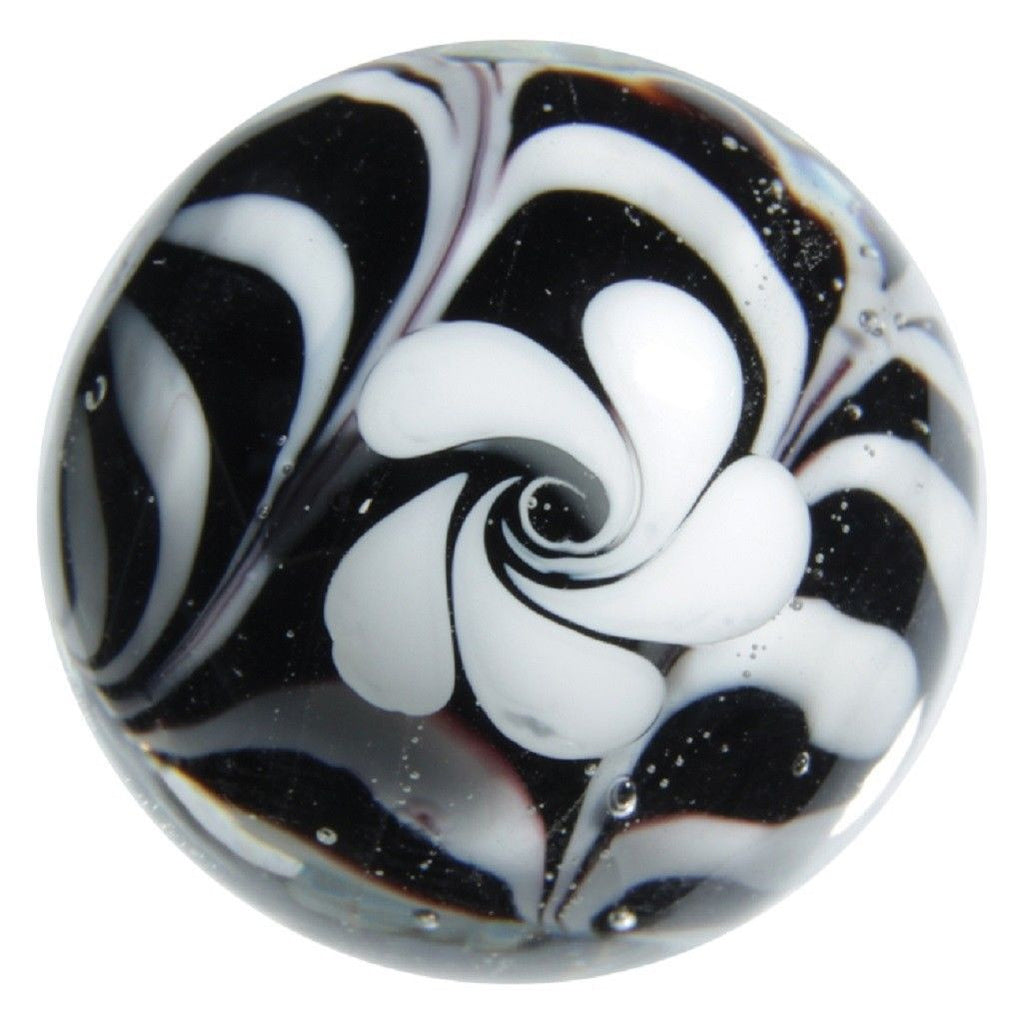 HOCUS POCUS Handmade Art Glass Collector Marble~22mm