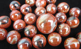 25 MONARCH Glass Marbles