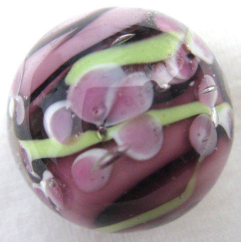 PROTEA Handmade Art Glass Collector Marble~22mm