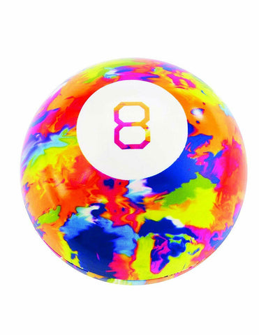 World's Smallest Magic 8 Ball Tye-Die