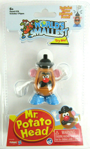 Worlds Smallest Mr. POTATO HEAD
