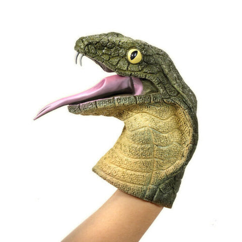 Super Stretchy Cobra Hand Puppet~