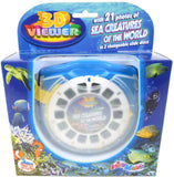 3D Viewer Box Set~SEA CREATURES of the World