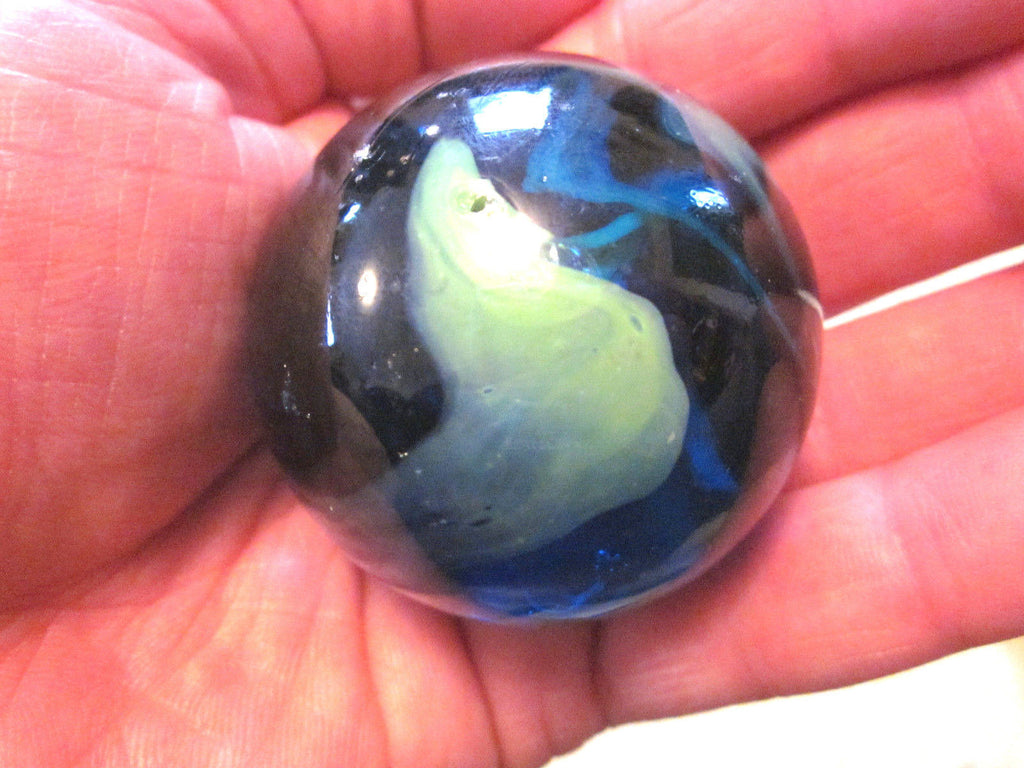 "SEA TURTLE Toe Breaker Marble~50mm (2"")"
