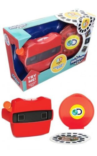 VIEW-MASTER 3D Viewer with Reels