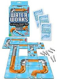 Water Works Classic Card Game
