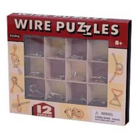 Mini Wire Puzzles Game Pack