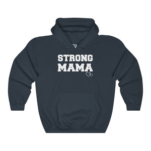 STRONG MAMA - Hoodie (Unisex)